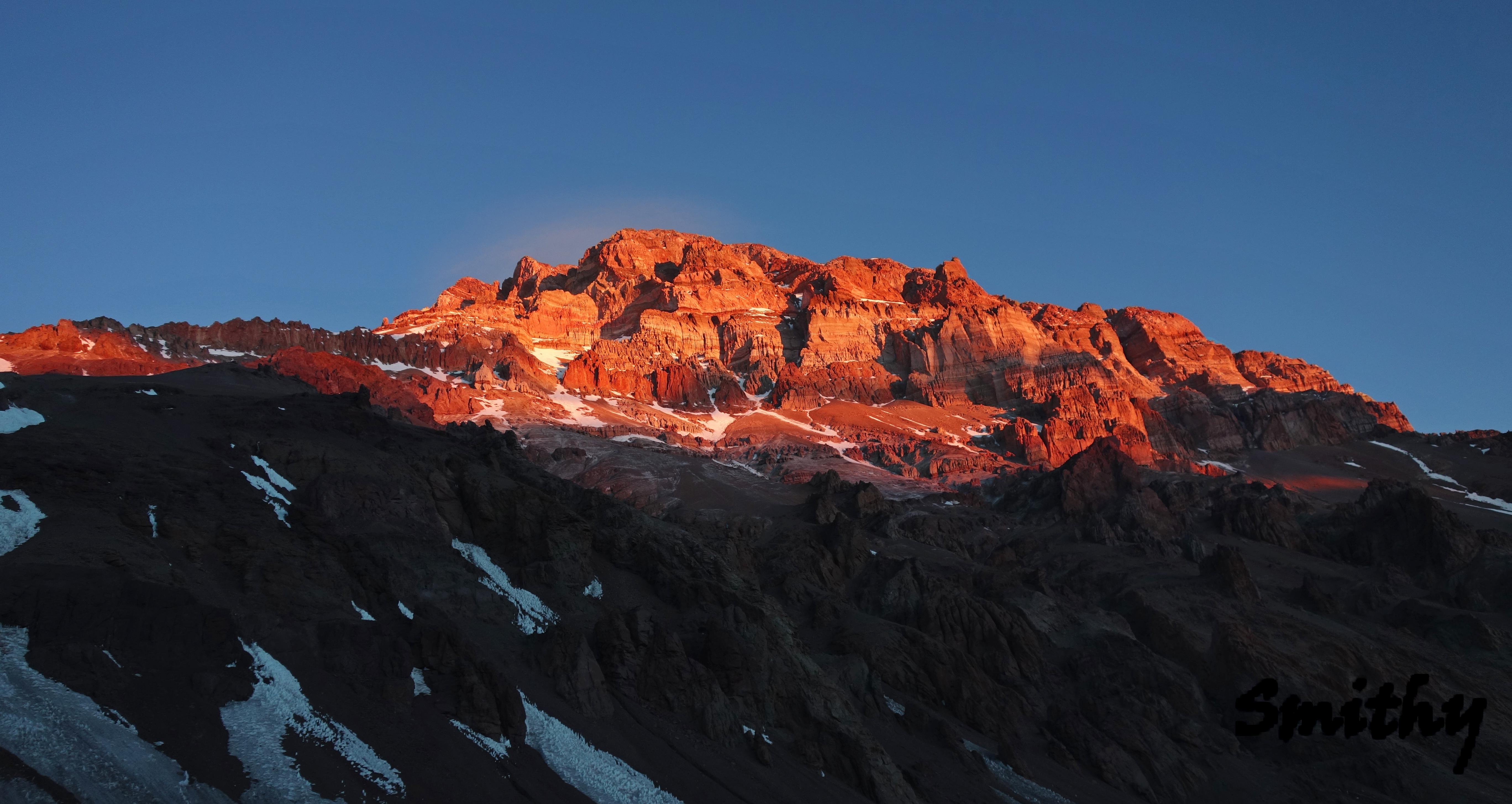 Aconcagua 2016-2017: Espedizio baten istorioa